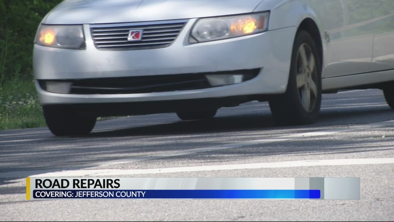 Jefferson County Approves More Than 36 Million For Road