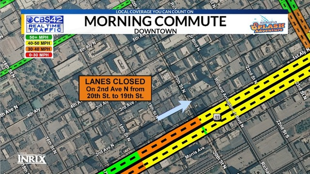 Street closures for downtown filming of 'Live!' - Thursday, May 17