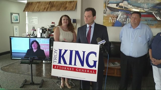 Troy King files lawsuit against AG Steve Marshall's campaign for accepting 'illegal contributions'