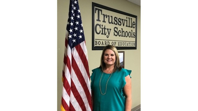 New principal named for Magnolia Elementary School in Trussville