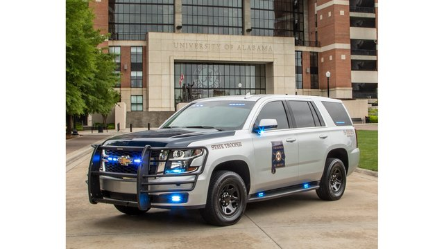 Vote for the 2018 Alabama State Trooper Cruiser