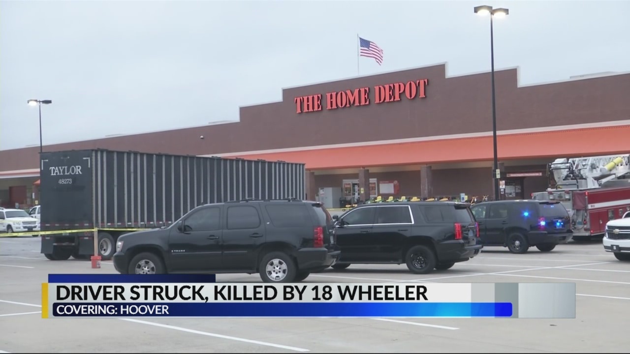 Driver Dead After Being Run Over By 18 Wheeler In Highway 280 Home Depot Parking Lot