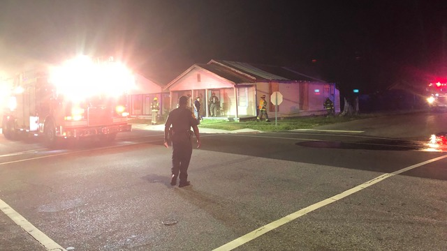 House fire under investigation on Avenue South