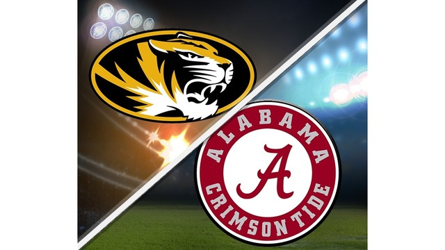 Alabama puts finishing touches on preparations for homecoming contest with Missouri